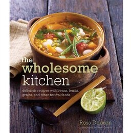 Book The Wholesome Kitchen by Ross Dobson