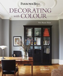 Book Farrow & Ball Decorating with Colour by Ros Byam Shaw