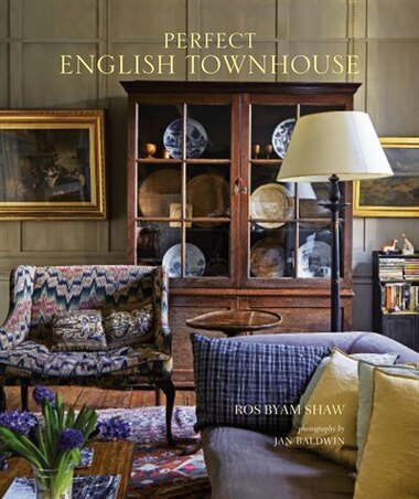 Perfect English Townhouse by Ros Byam Shaw