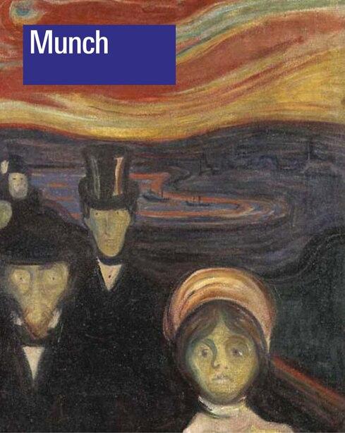 Munch by Frank Høifødt