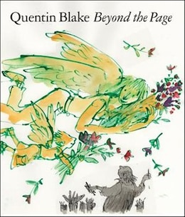 Book Beyond The Page by Quentin Blake