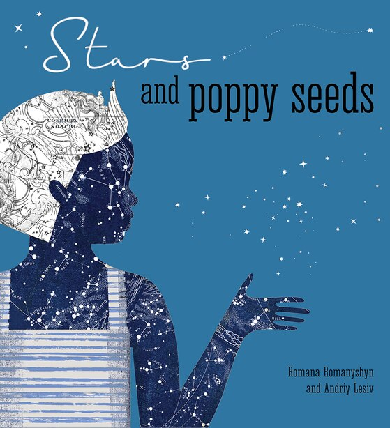 Stars And Poppy Seeds by Romana Romanyshyn