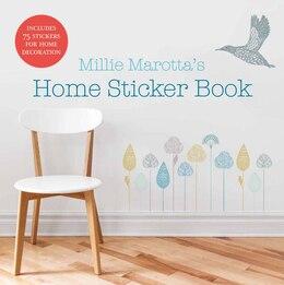 Book Millie Marotta's Home Sticker Book by Millie Marotta
