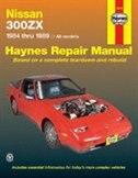 Nissan 300ZX, 1984-1989 by John Haynes