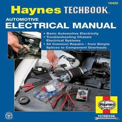 Automotive Electrical Manual by John Haynes