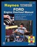 Ford Engine Overhaul Manual by John Haynes