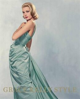 Book Grace Kelly Style: Fashion For Hollywood's Princess by Kristina Haugland