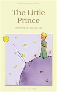 Book The Little Prince by Antoine De Saint-Exupery