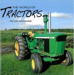 Book World Of Tractors by Regency