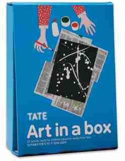Art In A Box by Sarah Richardson