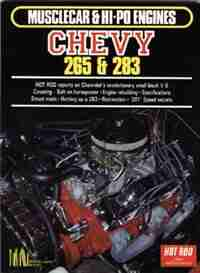 Chevy 265 and 283 Hi-Po by R.M. Clarke