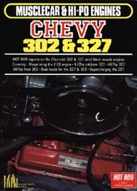 Chevy 302 and 327 Hi-Po by R.M. Clarke