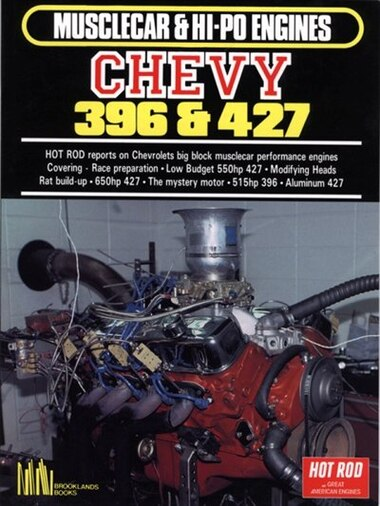 Chevy 396 and 427 by R.M. Clarke