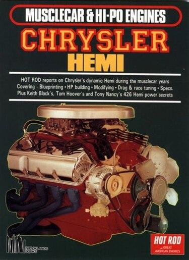 Chrysler Hemi by R.M. Clarke