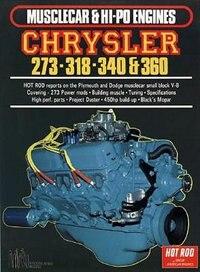 Chrysler 273-318-340 & 360 by R.M. Clarke