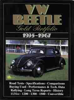 VW Beetle, 1935-1967 GP by R.M. Clarke