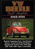 VW Beetle, 1968-1991-GP by R.M. Clarke