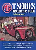 MG T Series Restoration Guide by R.M. Clarke