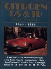 Citroen DS & ID: Gold Portfolio 1955-1975