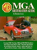 Mga Restoration Guide by Malcolm Green