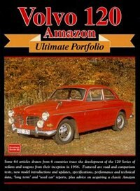 Volvo 120 Amazon: Ultimate Portfolio by R.M. Clarke