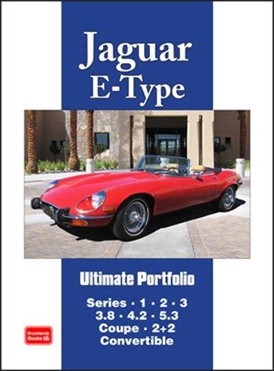 Jaguar E-Type by R Clarke