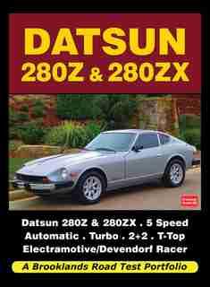 Datsun 280Z & 280ZX by R.M. Clarke