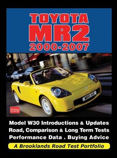 Toyota MR2 2000-2007 by R. Clarke
