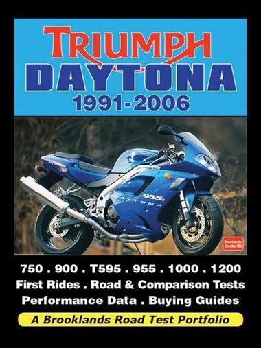 Triumph Daytona 1991-2006 by R. Clarke