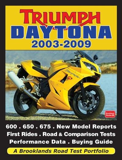 Triumph Daytona 2003-2009 by R Clarke