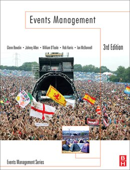 Book Events Management by Glenn A.j. Bowdin