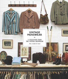 Book Vintage Menswear: A Collection from the Vintage Showroom: A Collection from The Vintage Showroom by Douglas Gunn
