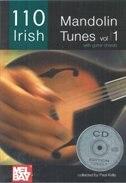 110 Irish Mandolin Tunes, Volume 1  Book/CD Set