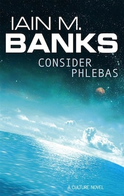 Book Consider Phlebas by Iain M. Banks