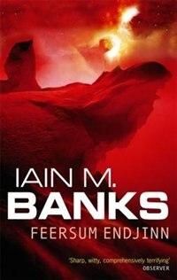 Book Feersum Endjinn by Iain Banks