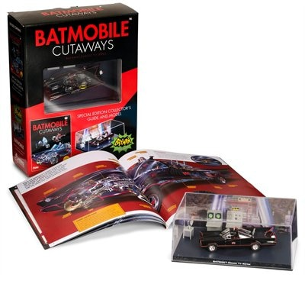 Batmobile Cutaways: Batman Classic Tv Series Plus Collectible by Richard Jackson