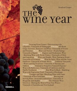 Book The Wine Year by Rosalind Cooper