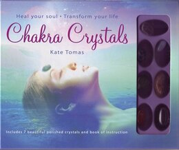 Book CHAKRA CRYSTALS by Eddison Sadd