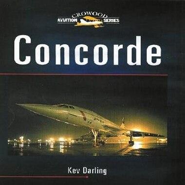 Concorde by Kev Darling