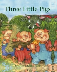 Three Little Pigs (floor Book): My First Reading Book