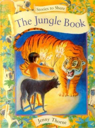 Stories To Share: The Jungle Book by Lesley Young