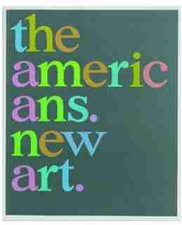 The AMERICANS-NEW ART by Mark Sladen