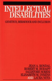 Intellectual Disabilities: Genetics, Behavior and Inclusion