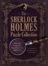 Book Sherlock Holmes Puzzle Collection by Na