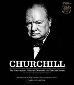Book Churchill Treasures by Christopher Catherwood