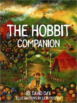 Book The Hobbit Companion by DAVID DAY