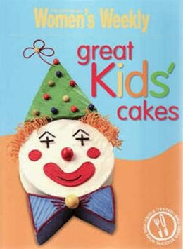 Book Great Kids' Cakes by Aww