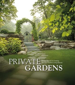 Private Gardens: Design Secrets To Creating Beautiful Outdoor Living Spaces by Kurt Schaus
