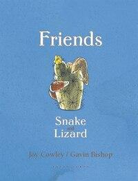 Friends: Snake and Lizard