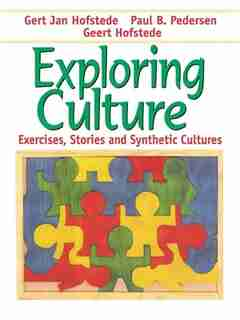 Exploring Culture: Exercises, Stories and Synthetic Cultures by Gert Jan Hofstede